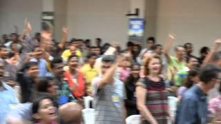 Bola Christ Maharaj Ki | Virendra Patil | TOAM 2011