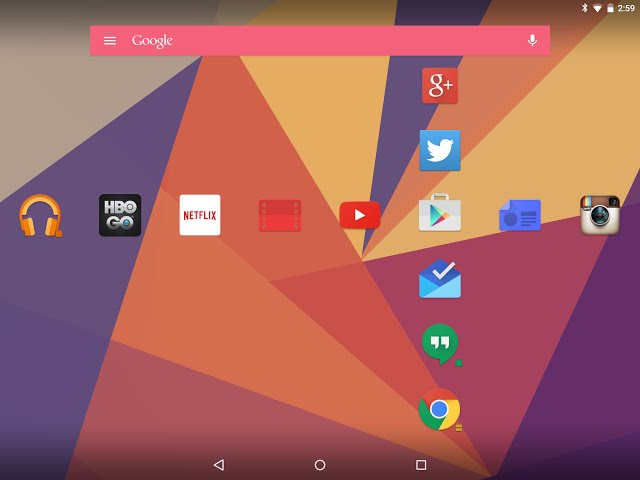 Action Launcher 3.3 for Android