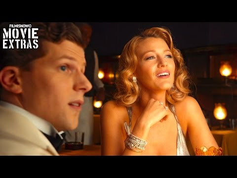 Cafe Society Clip Compilation (2016)