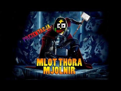 MŁOT THORA MJOLLNIR - Prezentacja - Wojownicy VS Potwory MCSURVI.PL