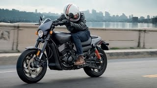 10. Harley Davidson Street Rod 750     Specifications    Full Review
