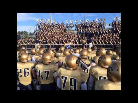 UW-Eau Claire Football vs. UW-Stout - Coach Glaser Post-Game and Highlights