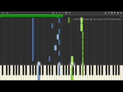 Imagine Dragons - Demons (Piano Cover) by LittleTranscriber