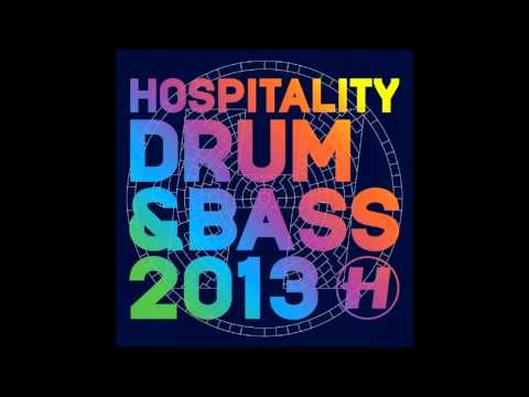 Hospitality Drum & Bass 2013 mixed by Tomahawk
