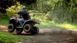 4. 2012 Kawasaki Brute Force 300 ATV Review