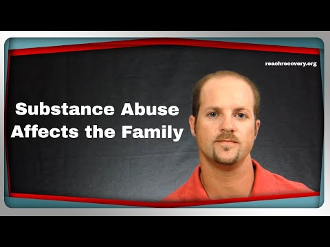 How Substance Abuse and Alcoholism Affects the Family – Reach Recovery