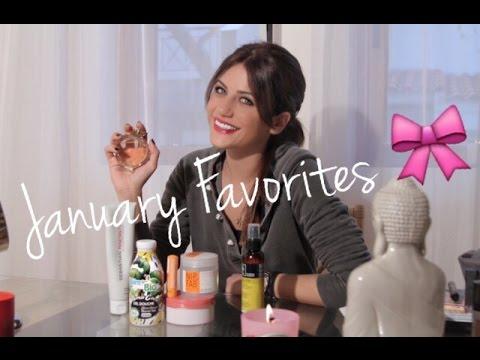 January Favorites 2016/Αγαπημένα προϊόντα Ιανουαρίου