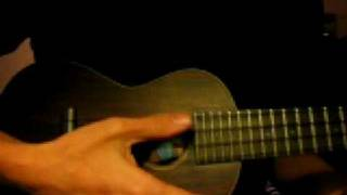 How to play Elephant Gun by Beirut on the Ukulele