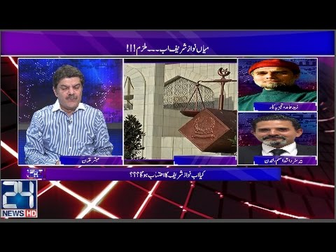Khara Such with Mubasher Lucman, 21 April, 2017