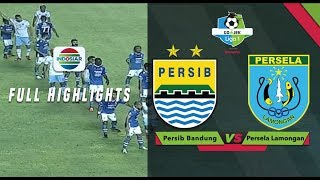 Video Persib Bandung (1) vs Persela Lamongan (0) - Full Highlight | Go-Jek Liga 1 Bersama Bukalapak MP3, 3GP, MP4, WEBM, AVI, FLV Juli 2018