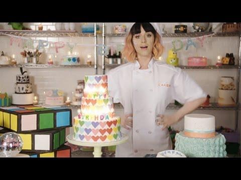 Katy Perry - Birthday (Lyric Video) -- Released