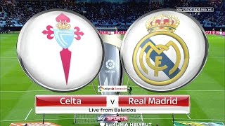 Video Celta 1-4 Real Madrid | Partido Completo Full Match | COPE | Liga 2017 MP3, 3GP, MP4, WEBM, AVI, FLV Mei 2017