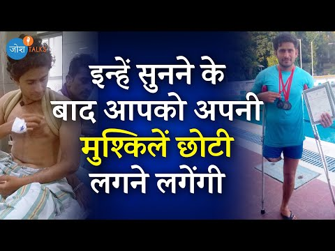 अपने अंदर के HERO को जगाओ 🔥| Best Story You Will Watch Today | Javed Choudhari | Josh Talks Hindi