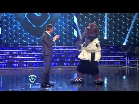 Showmatch 2014 - Volvió el Osho Arturro y se agarró a trompadas