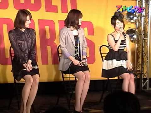 福田沙紀 映画『櫻の園』DVD化 発売記念イベント