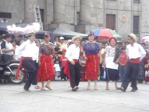 Baile Folklorico de Quetzaltenango (El Robo de la Novia)