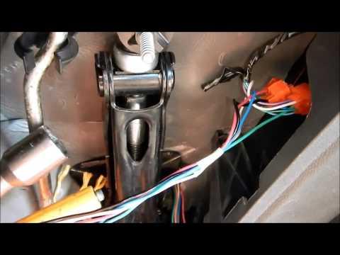 Подключение проводки фаркоп рено дастер фотка