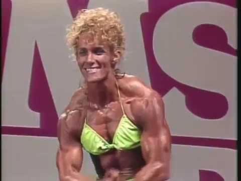 ��� ������� �� Ms. Olympia 1990
