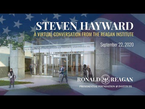 A VIRTUAL CONVERSATION WITH DR. STEVEN HAYWARD - 09/22/2020
