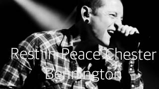 It's a sad day..... Frontman Chester Bennington of Linkin Park passed away today at the age of 41. Intro song: Linkin Park-Numb.