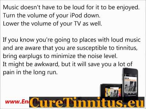 Tinnitus Natural Healing