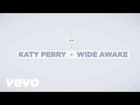Katy Perry – Wide Awake (Lyric Video)