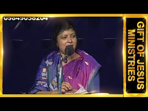 Dr.J.Preetha Judson Tamil Message Topic : love.