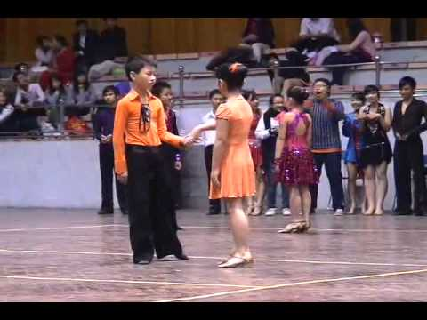 HKPD 2009 - Nhi Đồng 2 Điệu - ChaCha - Rumba
