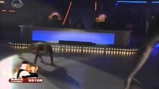 ტოლი ბოისა და სალომე ჭაჭუა - ცეკვავენ ვარსკვლავები (III ტური)
