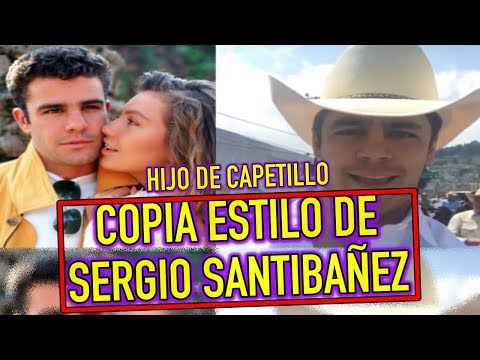 Video Hijo de Eduardo Capetillo y BIBI GAYTAN COPIA ESTILO de Sergio Santibáñez download in MP3, 3GP, MP4, WEBM, AVI, FLV January 2017