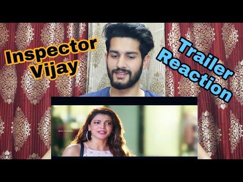 Inspector Vijay (Kavacham) Official Trailer | Reaction | Bellamkonda Sreenivas, Kajal, Neil N Mukesh