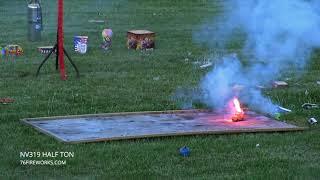 9. Spirit of 76 Fireworks Daytime Demo - May 2018