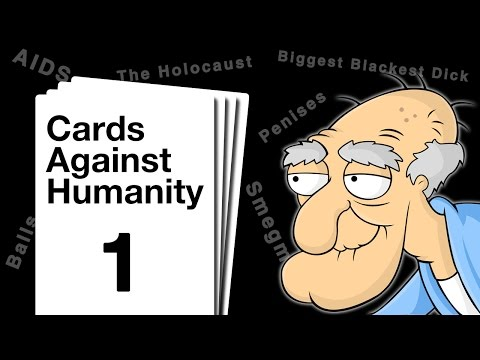cards - I played some Cards Against humanity and participated in being an awful person with some friends. This episode has it all, pedophiles, tiny horses, time trav...