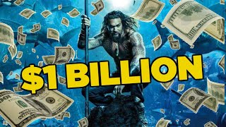 What Does Aquaman S Box Office Success Mean For The Dceu