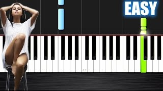 Selena Gomez - Good For You - EASY Piano Tutorial  Ноты и М�Д� (MIDI) можем выслать Вам (Sheet music