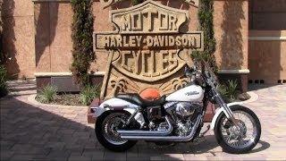 3. 2004 Harley-Davidson Dyna Glide Low Rider FXDL