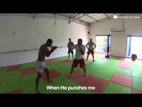 Chibata - Capoeira no MMA (видео)