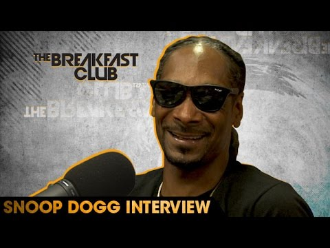 Snoop Dogg Interview With The Breakfast Club