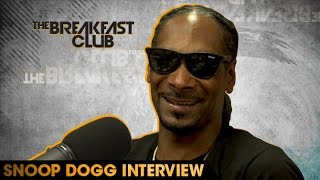 Video Snoop Dogg Interview With The Breakfast Club (8-11-16) MP3, 3GP, MP4, WEBM, AVI, FLV Oktober 2018