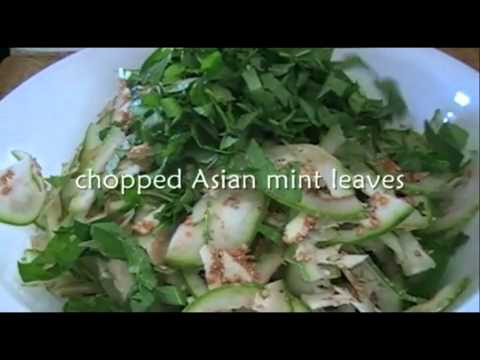 Cambodian Grilled Beef With Pahok Recipe