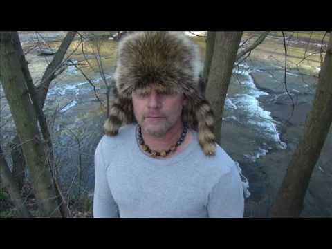 Davy Davey Crockett coon skin fur hats