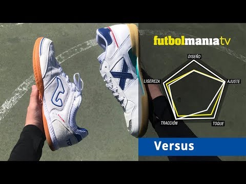 VERSUS: Joma Top Flex Vs. Munich Continental