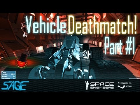 Minute - Tazoo, Arron, & I got together to do a little vehicle combat. If I seem a little...