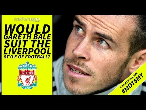 Would Bale Suit Liverpool? | Man On The Street | Astro SuperSport