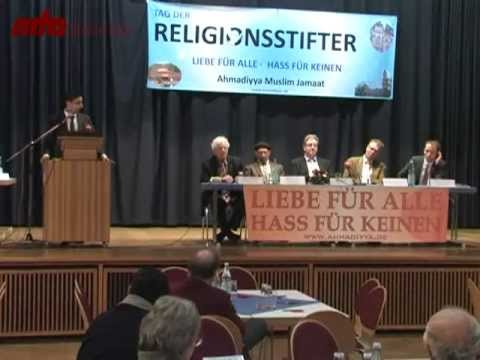 Der Tag der Religionsstifter 2010 in Marburg