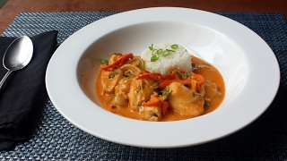 Brazilian Fish Stew - How to Make a Moqueca-Style Fish Stew by Food Wishes