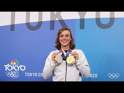 """""""I really don't like breaks"""": How Katie Ledecky outworks her competition 