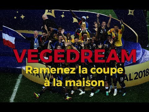 Vegedream - Ramenez La Coupe à La Maison [Officiel]