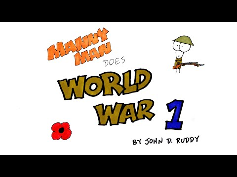 6 1 - HELP SUPPORT THE CREATION OF MORE HISTORY VIDEOS BY DONATING ON http://www.patreon.com/JohnDRuddy Any donations are welcome!! Like Manny Man on Facebook: ...