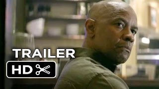 The Equalizer Official Trailer #2 (2014) - Denzel Washington Movie HD - YouTube